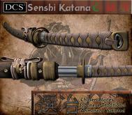 [-25% SALE] SENSHI KATANA   FULLY SCRIPTED