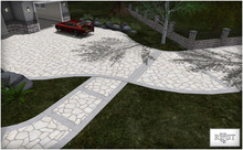 ROOST - New Port Driveway and Path pack