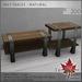 Trompe Loeil - Ines Tables Natural [mesh]