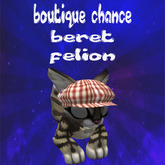 felion attachement beret