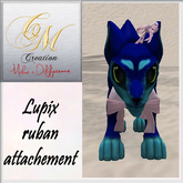 attachement lupix ruban