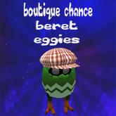 eggies attachement beret