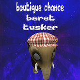 tusker attachement beret