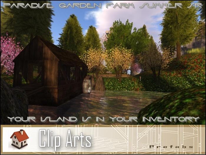 Paradise Garden Farm Summer SR - QUICK FULL SIM SR