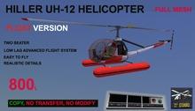 Hiller UH-12 Float