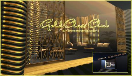Boudoir Gold Class Club