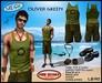 fR-Mesh men Oliver green. Men, mesh, outfit, sunglasses, man,GIFT, FREE, DOLLARBIE