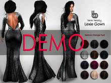 Bens Boutique - Lexie Gown Demo