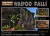 PROMO ! Waipoo Falls - box pg version