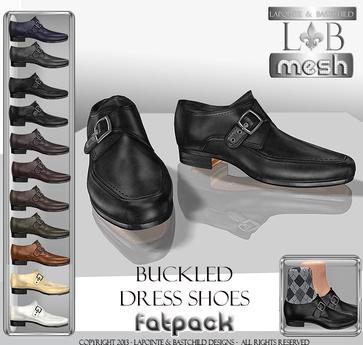 L&B - Dress Shoes - Buckled Loafer