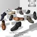 Buckled dress shoe p