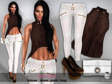 Bens Boutique - Louis Outfit (mesh)