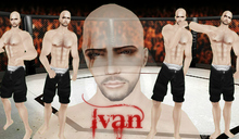 * Ivan * [Complete Male Avatar]