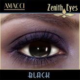 Amacci Zeniht Eyes ~ Black