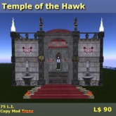 Temple of the Hawk