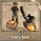 [OO] Fool's Stool - A joke for April fool's day