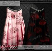 {.::GFD::.} - Brainsss! Mesh Skirt - Horror Haute Ed.
