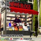 Kiosco - Magazine - Blog - News
