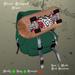 Skater Backpack Green