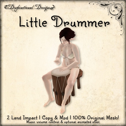 [DDD] Little Drummer