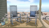 Rocking chairs cover pic