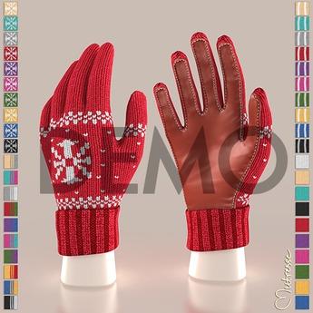 [DEMO] Mutresse . Gushi Gloves - 40 Fabrics (Rigged Mesh)