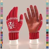 Mutresse . Gushi Gloves - 40 Fabrics (Rigged Mesh)