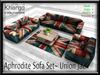 APHRODITE SOFA SET ~ ANIMATION CHANGE - CASUAL UNION JACK