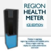 Region Statistics Lag Meter and Crash Logger ICE Edition
