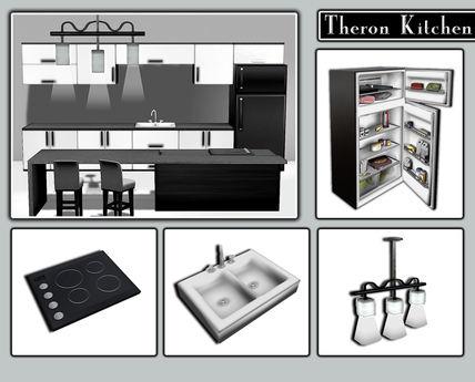 {XO} Full Perm Theron Kitchen