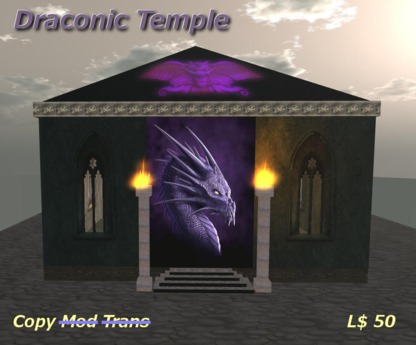 Draconic Temple