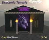 Draconic Temple