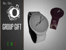 ((( Big O ))) Watch - group gift - FREE IN WORLD