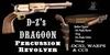 D-Z's Dragoon Percussion Revolver (Boxed) western guns , revolvers , pistols , replica gun ,DCS2 , W