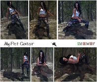 Verocity - My Pet Gator (Clearance)