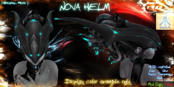 - ANA - [][]Trap[][] Nova Helm