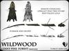 TREES - WILDWOOD Giant Pine Trees - Fallen Logs - Season Changing