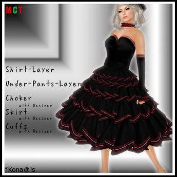 *Kona@!s VALIEN dress
