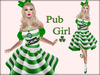 Boudoir -Irish Pub Girl (shoes are included!)