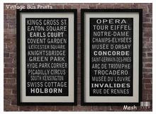 LISP - Charlotte Nerd Bus Prints