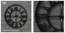 LISP - Charlotte Nerd World Time Wall Clock