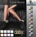 Free MESH Ankle Boots in 8 Colors (Light Set) by DAISY Shop