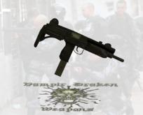 UZI Gun Box.