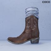 *COCO*_CowboyBoots_Brown