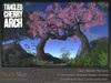 NEW Tangled Cherry Arch - 4 Season Trees  100% MESH