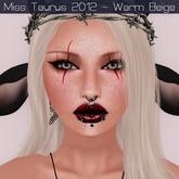 cStar Limited - Miss Taurus 2012 - Warm Beige - 4 Left