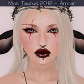 cStar Limited - Miss Taurus 2012 - Amber - 2 Left