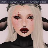 cStar Limited - Miss Taurus 2012 - Amber Black - 1 Left