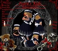 Inara's Kids lunch box -church dress