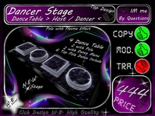* N.E.W. * cOoL Stage * Dancer/Host Stage *